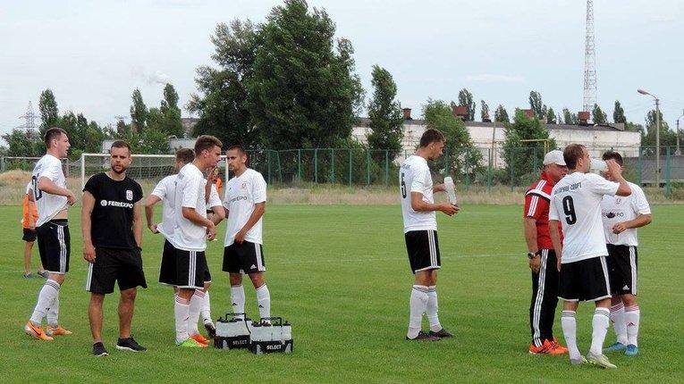 6 голів та розгром «Креміня» горішньоплавнівським «Гірником-Спорт»
