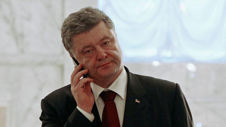 Київська облрада вимагає імпічменту для Порошенка