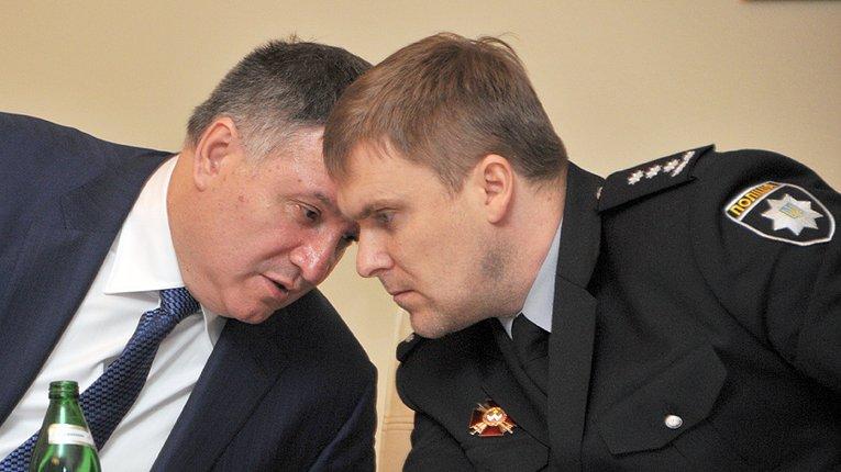 Як заступник голови МВС Троян обкрадав бійців-добровольців