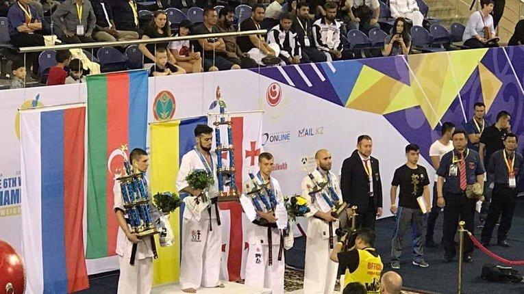 Лохвицький каратист здобув бронзу на Чемпіонаті світу