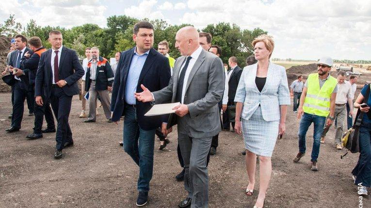 «Труханівці» виграли півмільярда на подекуди дорогуватий ремонт доріг Полтавщини