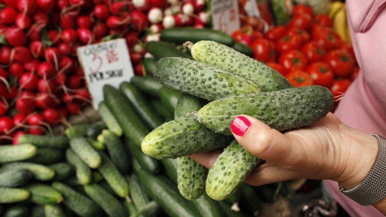 На 82% подорожчали овочі та 47,5% «підскочили» ціни на фрукти за півроку – Держстат