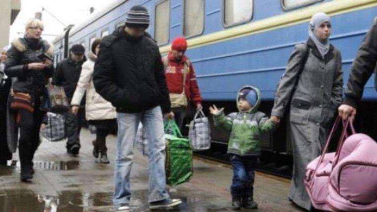 На Полтавщині стало менше переселенців із Донбасу
