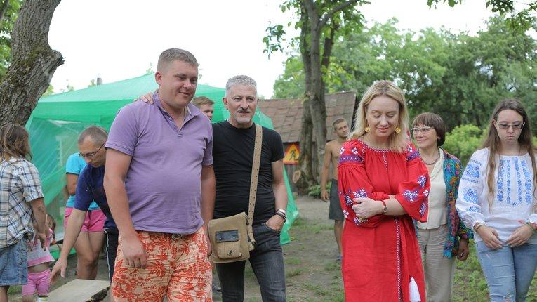 Замміністра культури відвідала міжнародний практикум з археологічної керамології в Опішному