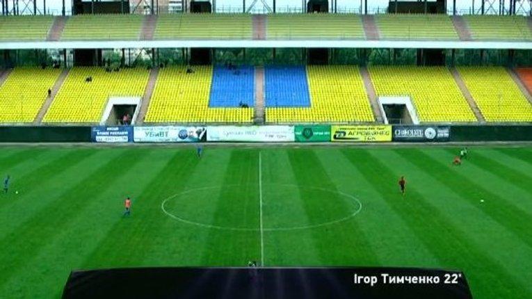 Перша Ліга: «Гірники» не зірвали «Колос», «Кремінь» нарешті переміг, «Полтава» втратила очки з «Балканами»