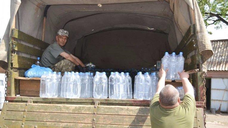 400 тис. мешканців Донеччини без води вже третій день
