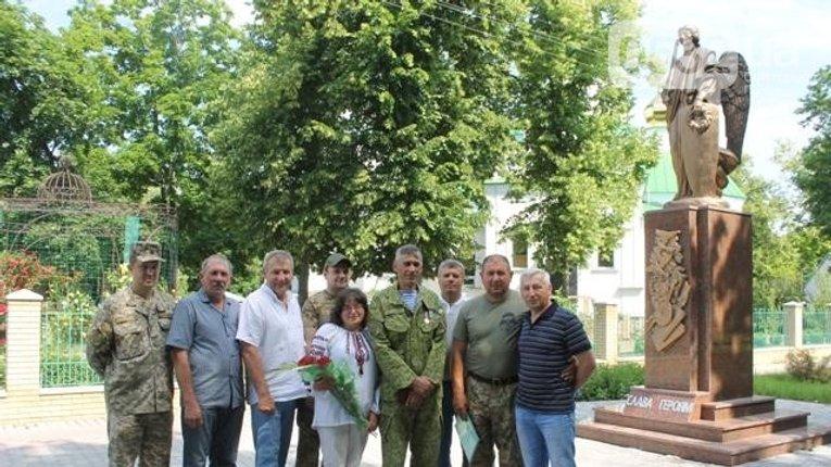 Полтавського військового нагородили орденом «За мужність»