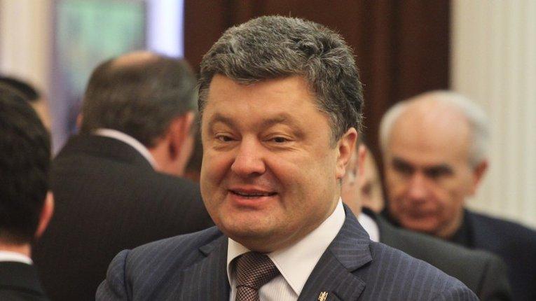 Понад 1,2 млн грн відсотків від вкладів у своєму ж банку додекларував Порошенко
