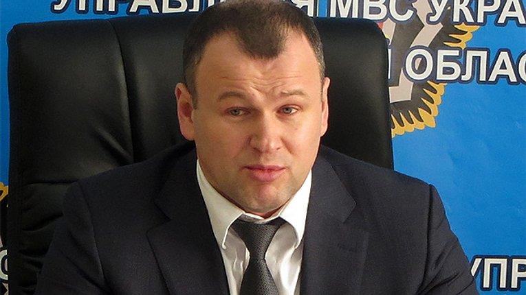 Керівника ГУ НП Полтавщини Олега Беха підозрюють у корупції – НАЗК