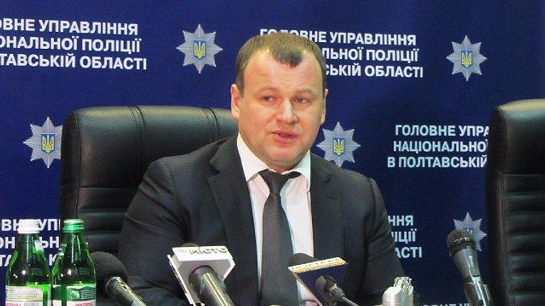 Підозрюваний у незаконному прослуховуванні Бех досі очолює Нацполіцію Полтавщини