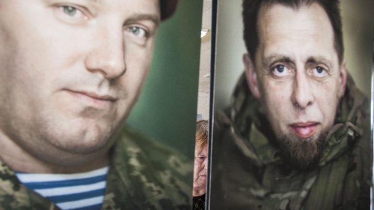 Військкор Віка Ясинська показала полтавцям «Портрети солдата»