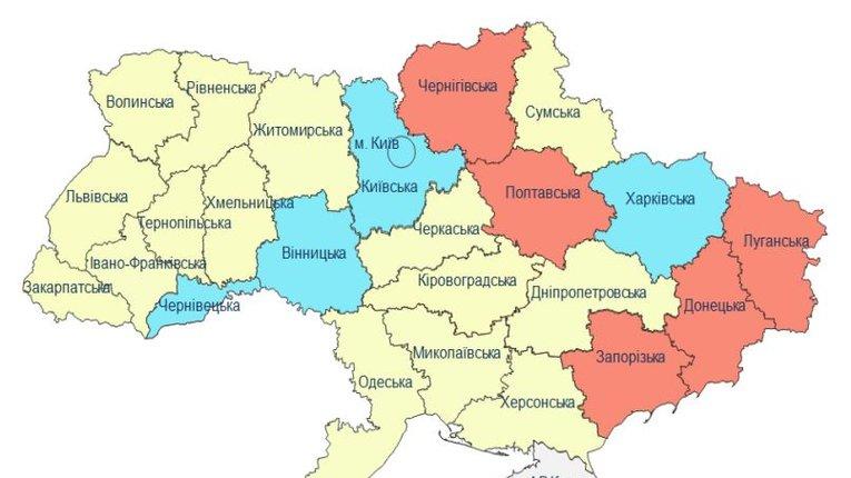 Полтавщина третя за рівнем безробіття в Україні. Гірше лише на Донеччині та Луганщині