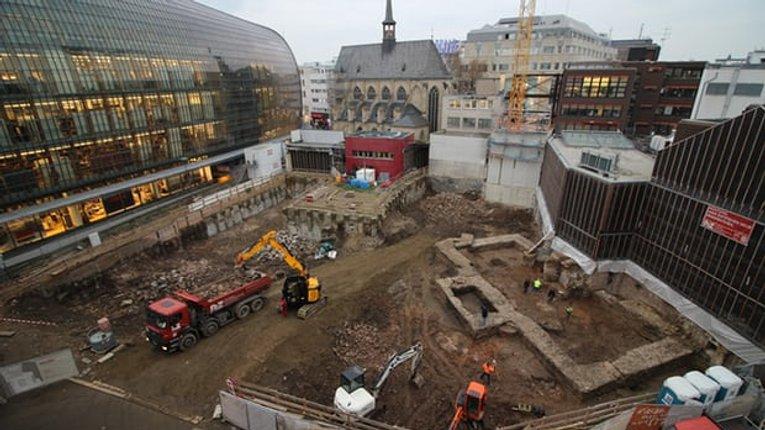 В одному з міст Німеччини археологи знайшли бібліотеку римського часу