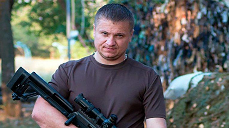 Комбат Української Добровольчої Армії Андрій Гергеті висунув ультиматум генпрокурору Луценко