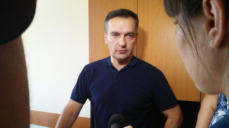 Дмитро Гнап оголосив про новий мітинг проти дозволів на видобуток газу компанією російського олігарха
