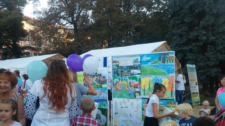 У Полтаві розпочався фестиваль «Майстерня міста 2018»