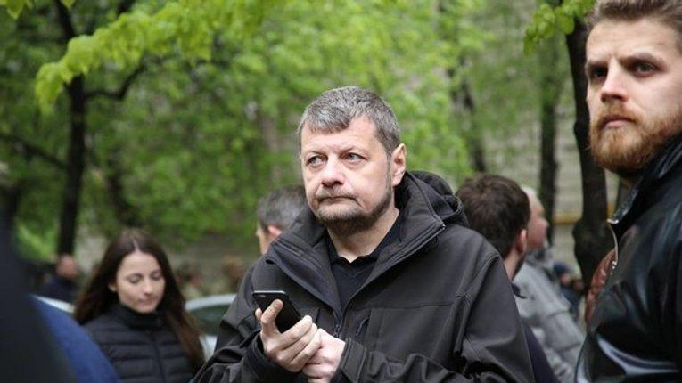 САП просить зняти з Мосійчука недоторканність