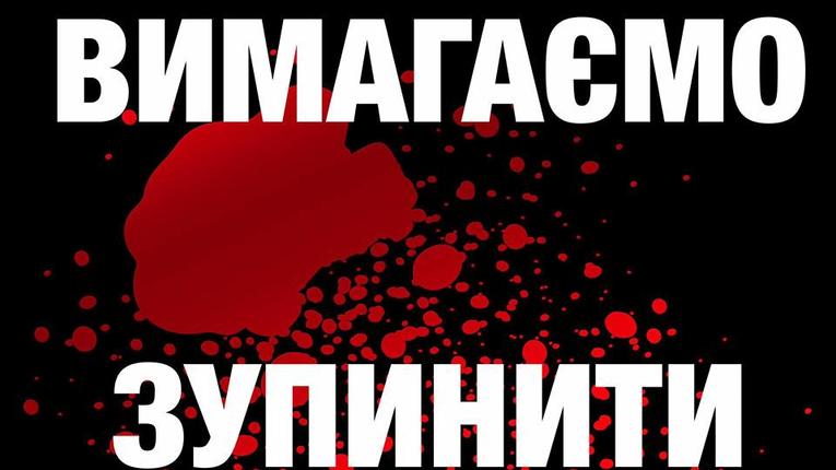 Громадськість висунула владі свої вимоги через напади на активістів