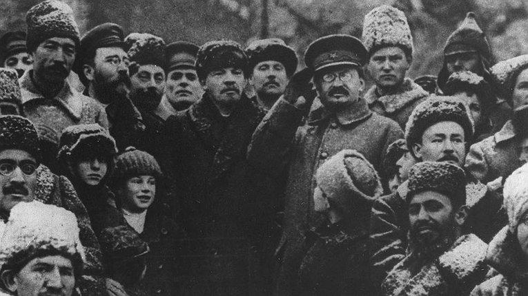 «Російська революція була найуспішнішою кримінальною змовою в історії» – Захід вливав мільйони в партію Леніна-Троцького