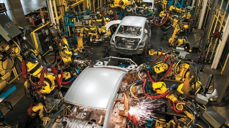 За місяць на 39% впало виробництво автомобілів в Україні