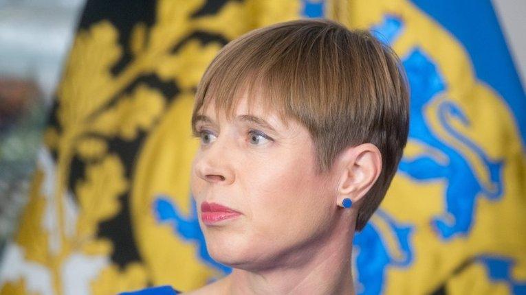 Націоналісти в уряді дратують естонського президента