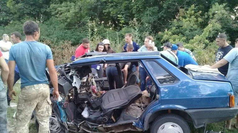 ДТП за участі Сердюкова: стан постраждалих покращився, але вони перебувають у лікарні