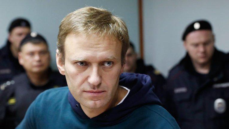 У Москві вкотре затримали Олексія Навального