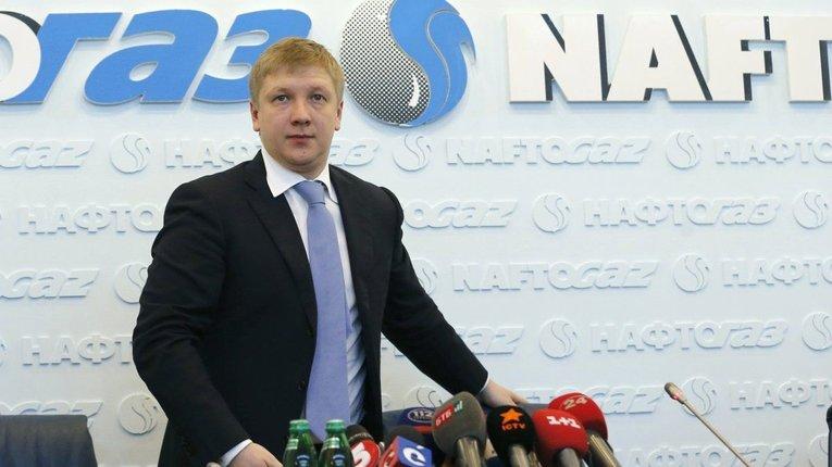 Коболєв хоче віддати частину акцій «Нафтогазу» іноземцям
