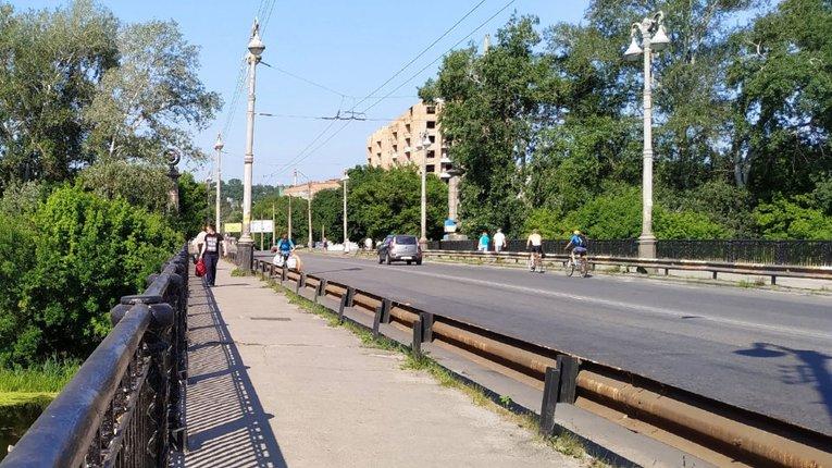 Міст на Південний вокзал буде відремонтовано