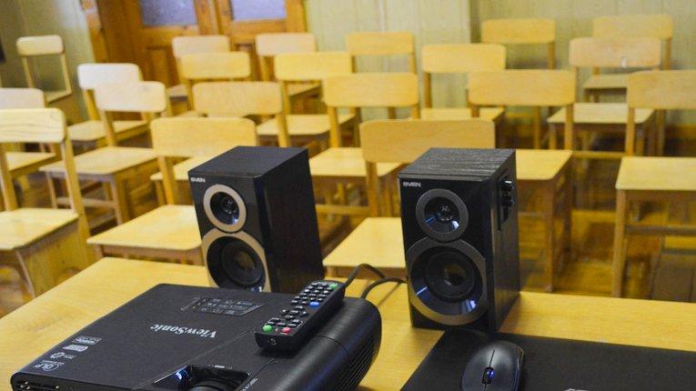 Глобинські освітяни матимуть багатофункціональний мультимедійний комплекс для навчання