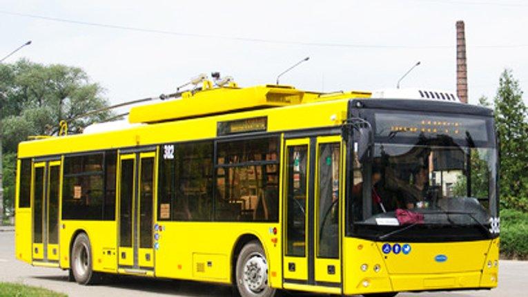 Тролейбуси з автономним ходом виїдуть на вулиці Запоріжжя. А коли ж у Полтаві?