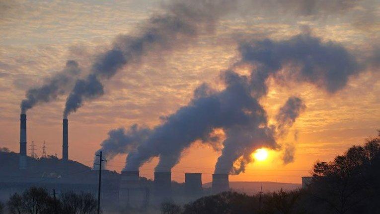 У Кременчуці існує ризик зростання забруднення повітря
