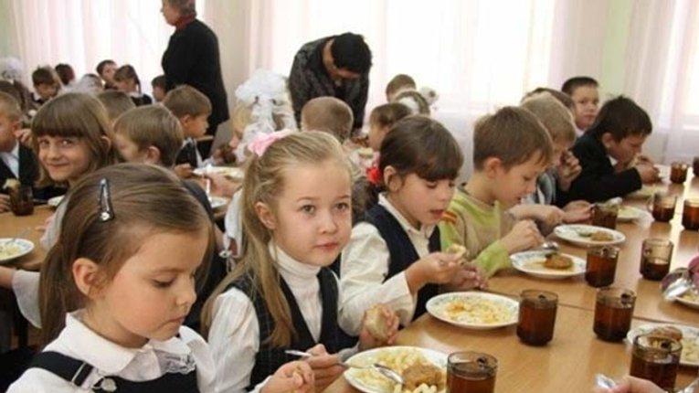 Безоплатне харчування для учнів молодших класів погодила Кременчуцька влада