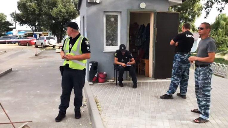 На Харківщині привласнили пляж. Поліція «в долі»
