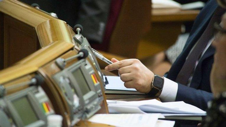 ДБР і СБУ заблокували тестування сенсорної кнопки в Раді, – Парубій