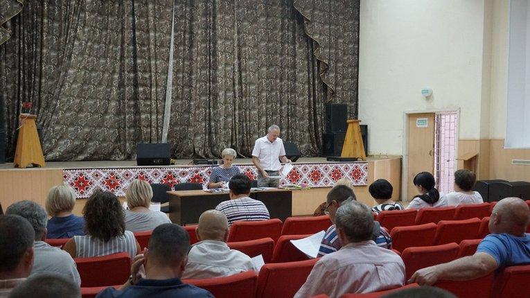 Щербанівська громада запланувала розчищення Ворскли