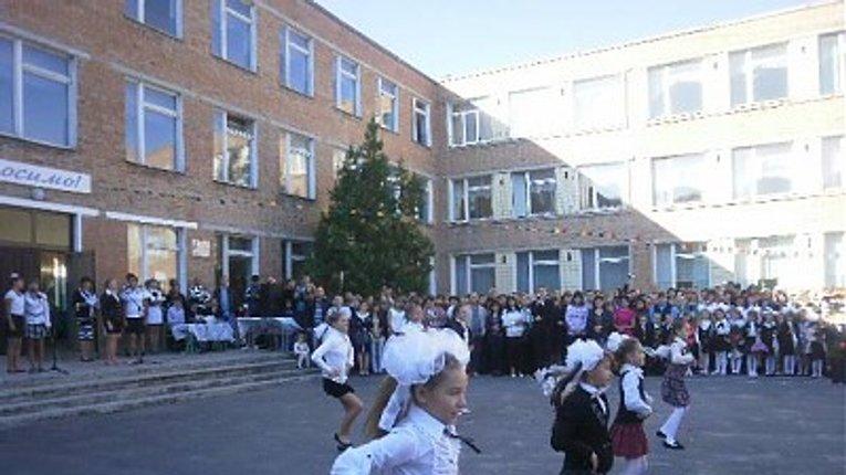 Миргородські школярі «просачкують» перше вересня