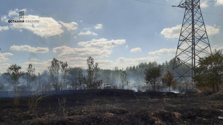 На початку осені в Полтавській області буде зберігатися підвищена пожежна небезпека