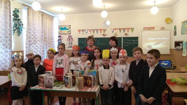 Кращі учні Щербанівської громади отримуватимуть грошову винагороду