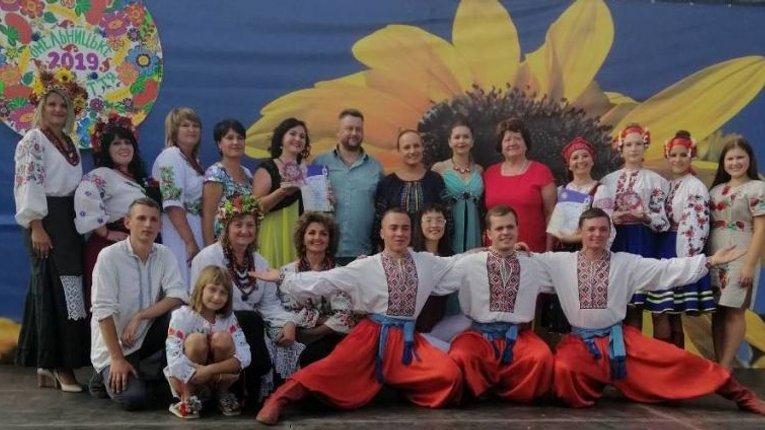 Фестиваль «Чарівна симфонія козацтва» відгримів на Полтавщині