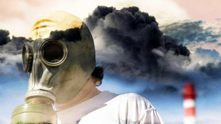 Влада Кременчука повідомила містян про підвищений рівень забрудненості повітря