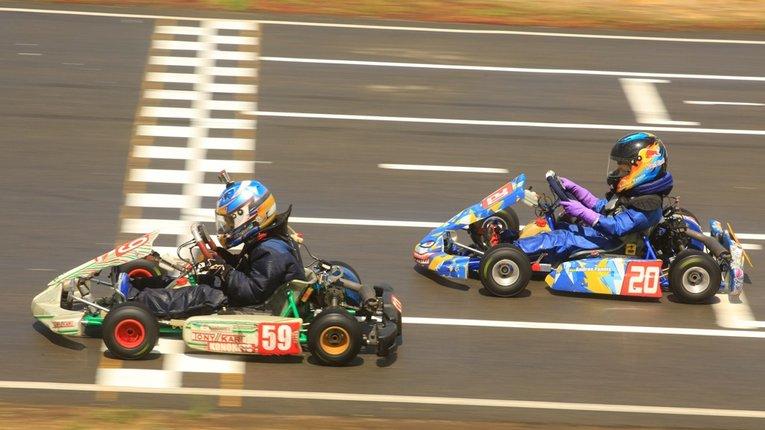 Полтавський картодром прийматиме автозмагання у класі «Ротакс»