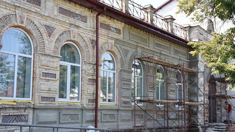 Пирятинська влада взялась за реставрацію історичної будівлі