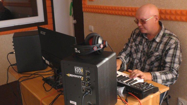 В одній зі шкіл Лубенського району запрацювала сучасна студія звукозапису