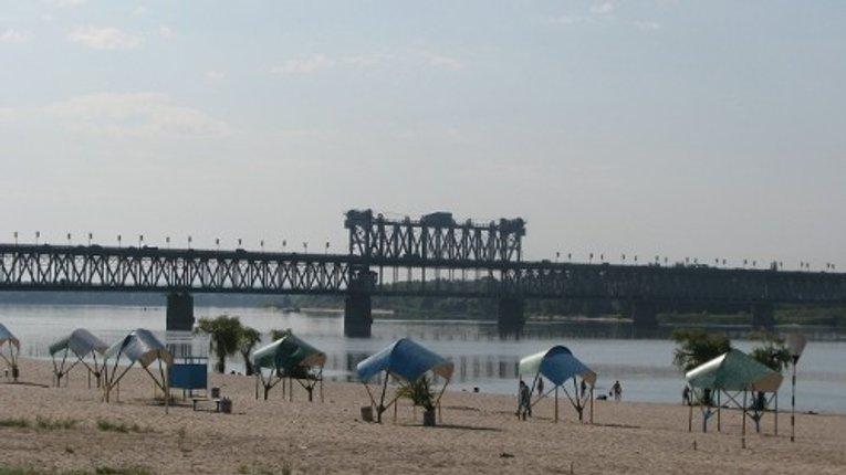 Міська влада не рекомендує купатися у водоймах Кременчука