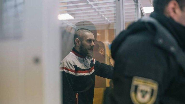 Українські вояки в українських тюрмах: доброволець Віктор Панаско продовжує перебувати за ґратами