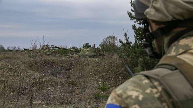 За минулу добу на фронті було поранено четверо українських вояків
