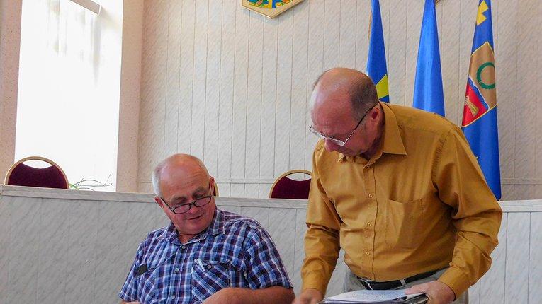 Кобеляцька районна рада дозволила підприємцям орендувати приміщення місцевої лікарні