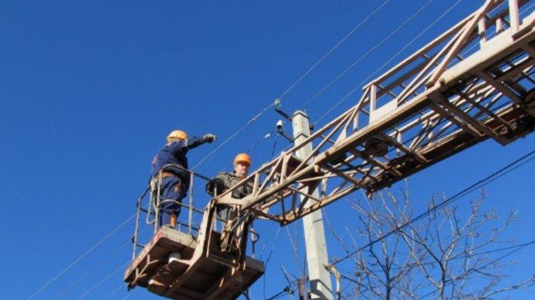 Полтавців повідомили про тимчасові знеструмлення у зв'язку з ремонтом електромереж