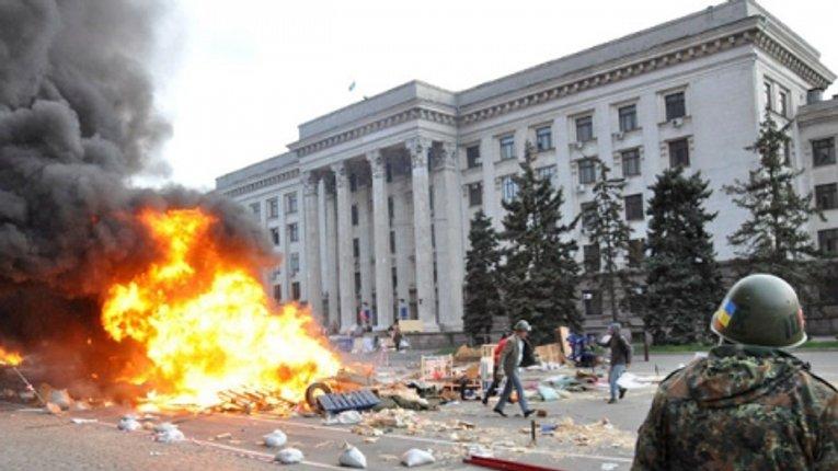 ДБР розслідує кримінальну справу за фактом протистояння сепаратистам у Одесі